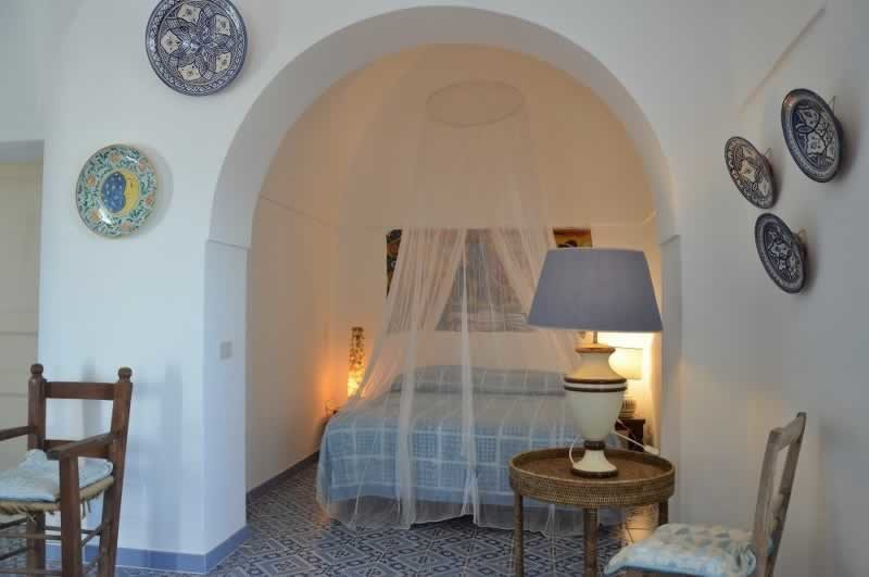 Alcova - Dammuso Ettore & Giulia Pantelleria