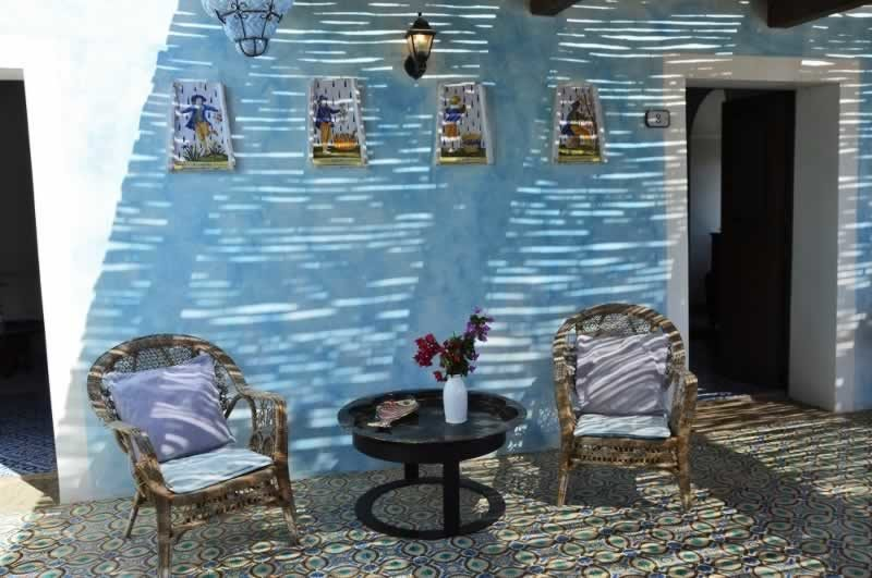 Zona Relax - Dammuso Ettore & Giulia Pantelleria